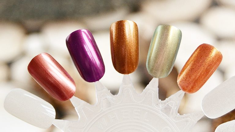 Nail Polish for Autumn