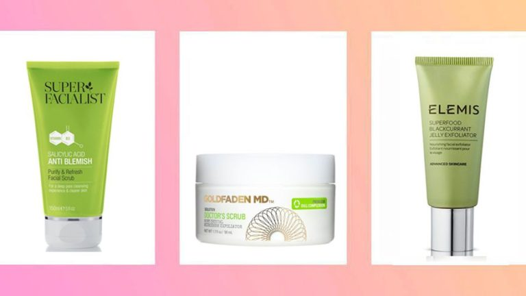 face scrubs that'll give you a glow