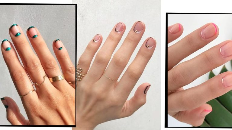 How To Wear The French Manicure