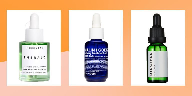 The Editor-approved face oils for every skin concern…