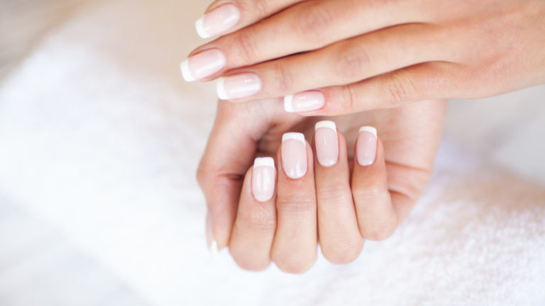 Collagen & Brighten Nails