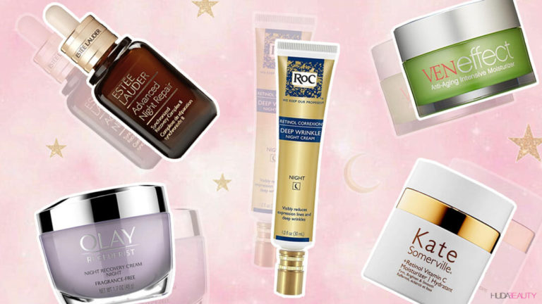 5 Anti-Aging Night Creams That Deliver Insane Results!