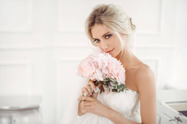 How The New Bride Achieved Her Wedding Glow